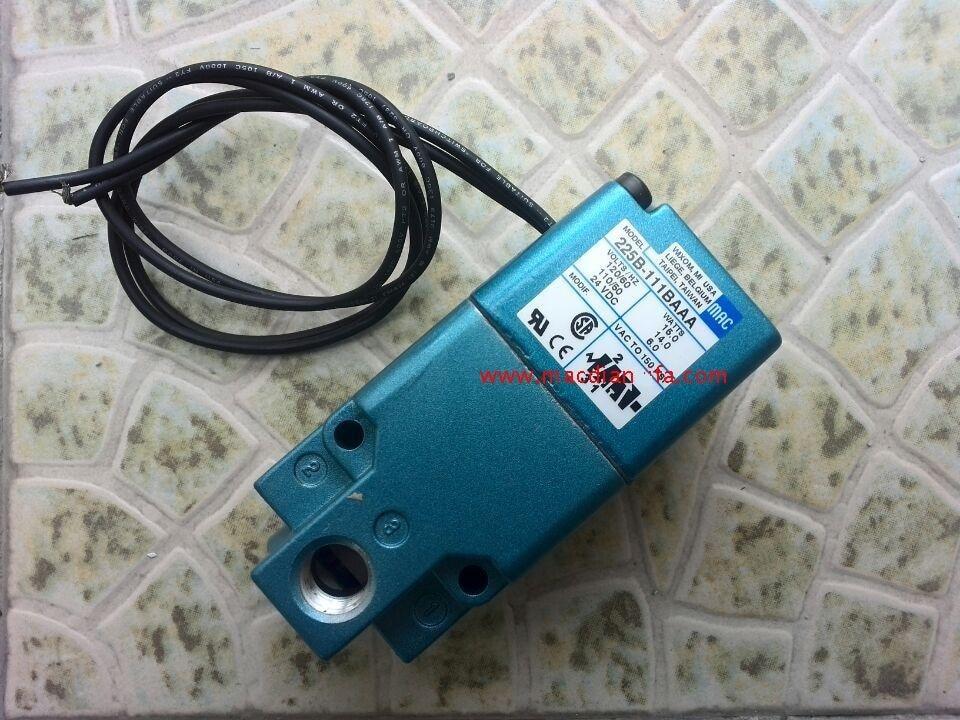 все цены на New American MAC high speed solenoid valve  225B-111BAAA онлайн