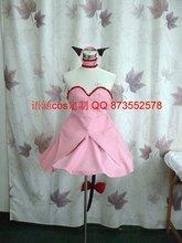 Tokyo Mew Mew Eshop Ichigo ( transfiguración ) Cosplay del Anime Carnival Costume top + falda + accesorios + guantes