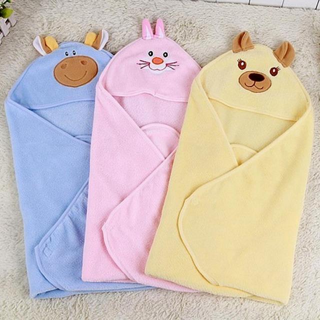 0 ~ 1 Y Pano de Musselina Swaddles Bebê de Algodão Cobertores Do Bebê Recém-nascido Camada Dupla de Gaze Toalha de Banho Segurar Wraps cama mangas Robes