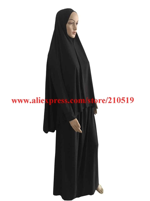 10 Warna Hijab Khimar Jilbab Tudung Telekung Polos Rok Jilbab