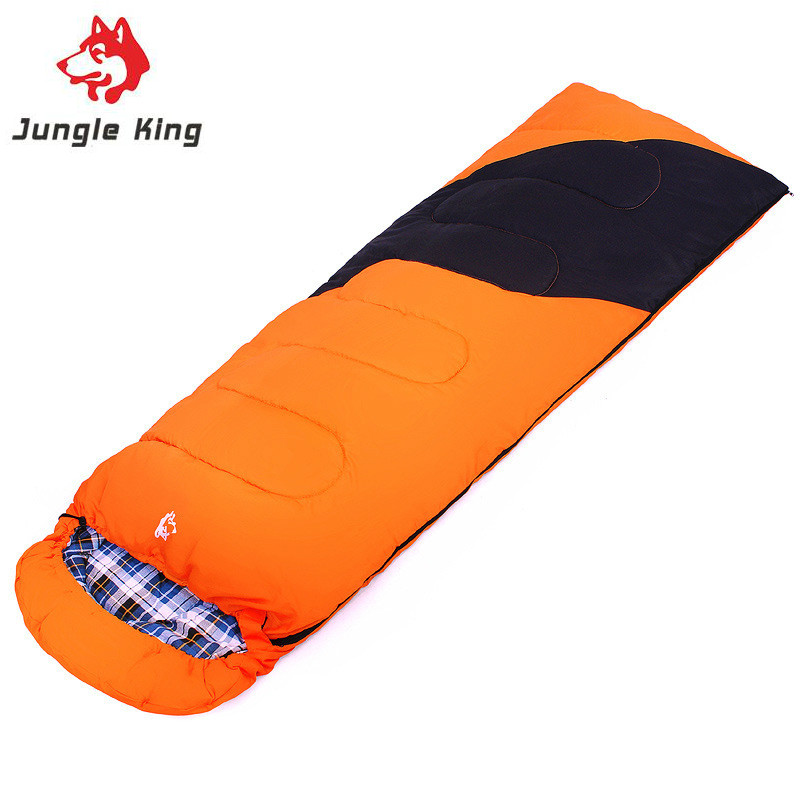Hewolf Camping Sleeping Bag Cold Weather Double Sleeping Bag Adult Envelope Flannel Sleeping Bag Waterproof Lightweight Extra Large Camping Quilt Portable with Compression Sack Hewolf Outdoor Equipments Store