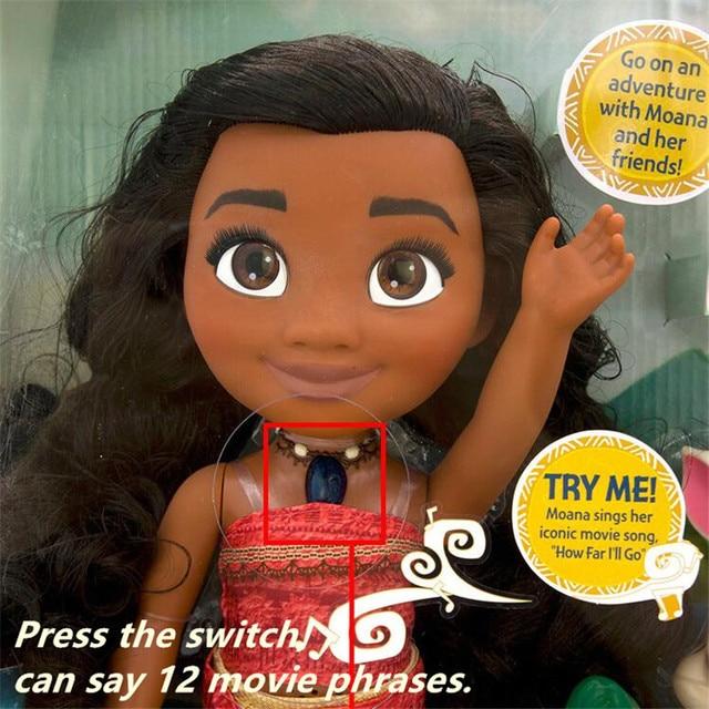 Moana Singing Doll 2