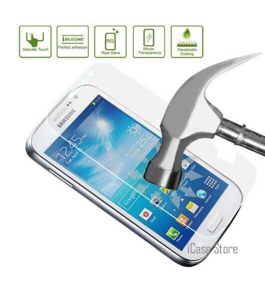 0.26mm 9 H Tempered Glass Bìa Đối Với Samsung Galaxy Đại Duos i9082 i9080 GT-i9082 Neo i9060 i9062 Cộng Với i9060i màn hình Trường Hợp Phim