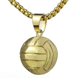 3D Volleyball Pendant Sports N
