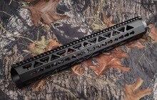 AR 15 tactical picatinny Jelca rail 16 cal keymod adapter polowanie strzelanki CZARNY PRA-16 R9161