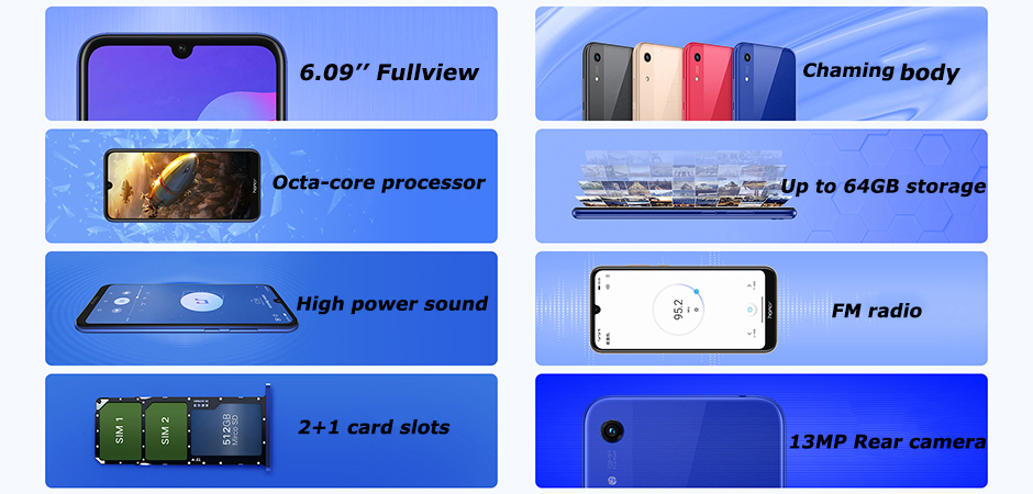 Honor 8A 11