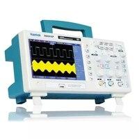 HANTEK DSO5102BM 100 MHZ Dual CH Digital Oscilloscope 2MB memory depth 1GSa/s 7'' TFT LCD High Resolution 800x400 USB