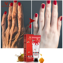 цена на Honey Milk Soft Hand Cream Lotions Serum Repair Nourishing Hand Skin Care Anti Chapping Anti Aging Moisturizing Whitening Cream