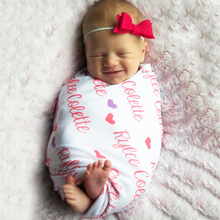 English Alphabet Love Blanket Baby Nap Quilt Swaddling Blanket Wraps Newborn Photography Props Accessories