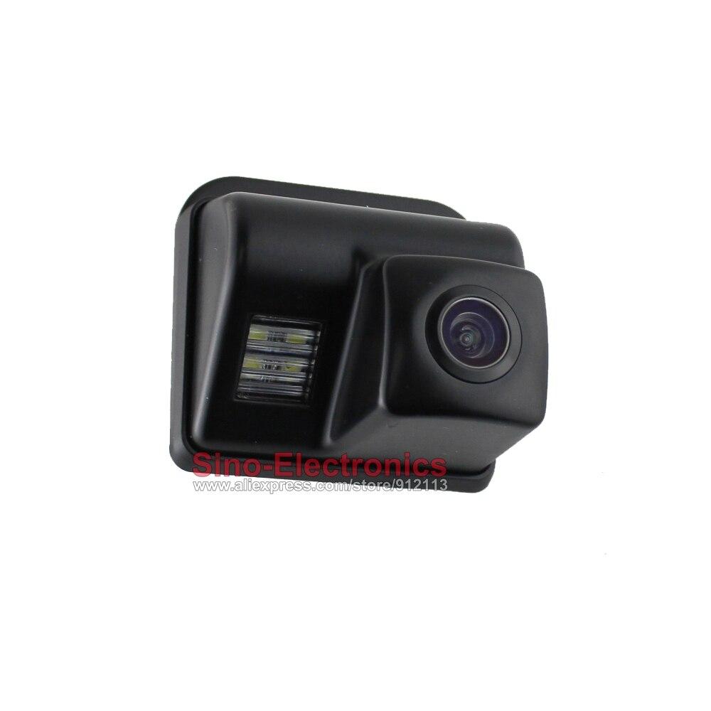 CCD Rearview Camera For Mazda CX 5 CX 7 CX 9 Mazda 3 Mazda