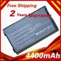 Bateria do portátil para asus a32-f80 f80 f80cr f80s f81 f81e f83 f83cr F83E F83Se F83T F83S K41 N60 N60D Pro83 Pro86 X61 X82 X85 X88