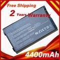 Laptop Battery For ASUS A32-F80 F80  F80Cr F80s F81 F81E F83 F83Cr F83E F83S F83Se F83T K41 N60 N60D Pro83 Pro86 X61 X82 X85 X88