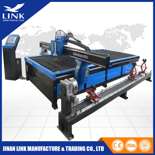 China Factory Directly Cnc Plasma Copper Sheet Cutter Table Saw