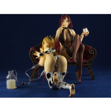 Alphamax SkyTube Decadence Beauty Mamiya Marie Hazuki Kuryu Adult Toy LEWDNESS PVC Sexy Girl Figure Collectible Model Toys Gift