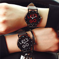 Funny Fashion LET' GO Quartz Watch Wristwatches for Women Ladies Girls Japan Movt 2016 New Arrive OP001