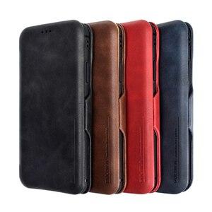 Image 5 - PU Leder Brieftasche Fall für iPhone 6s 7 8 plus mit card slot halter ständer & Geld Tasche flip silikon soft cover für XR XS XMAX