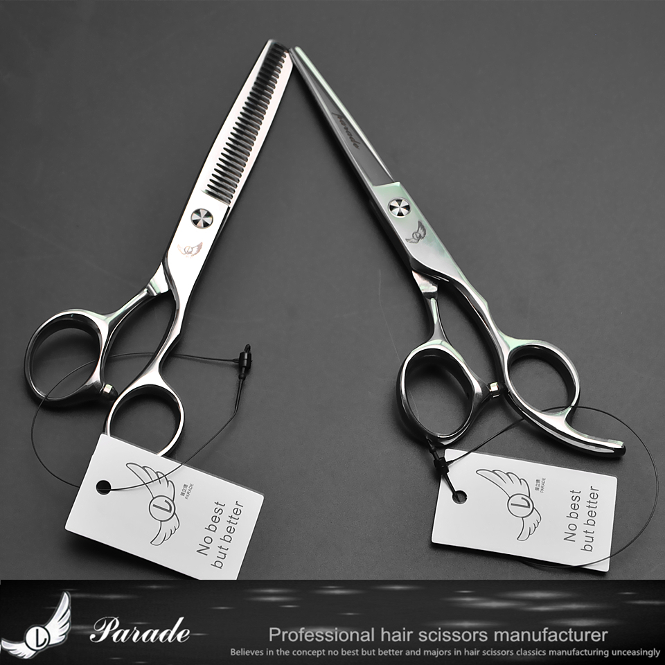 PARADE 6.0 hairdressing scissors manual hair clipper professional hair cutting shears cheap barber thinning scissors блуза lina lina li029ewwda94