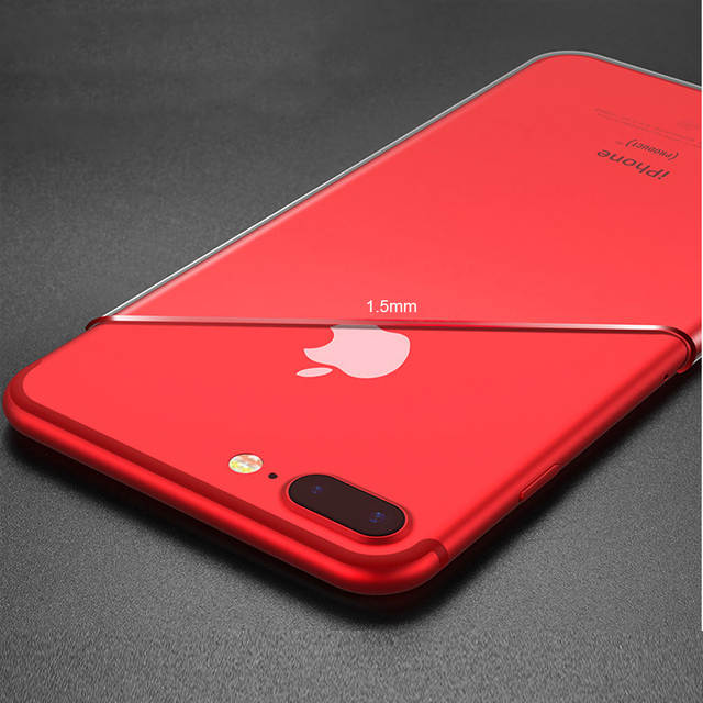 For iPhone XS Max Case 5 5S 5E 6 7 8 Plus X XS XR Off White Transparent  Clear Cover Soft TPU Shock-Absorption Bumper Case Coque