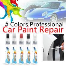 12ml Matt Car Scratch Repair Remover Pen Water Resistant Auto Care 5 Colors Paint
