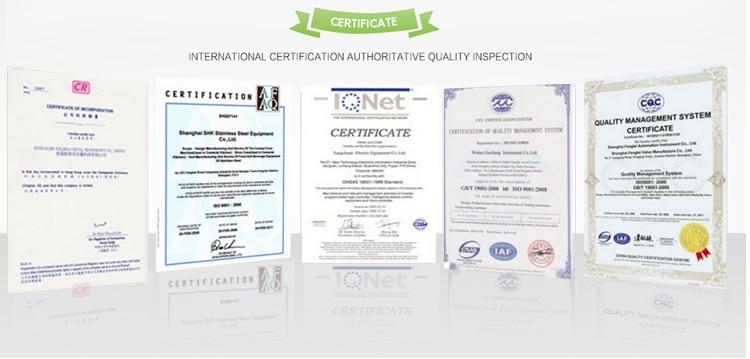 certifacate CE