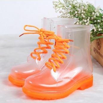 Online Get Cheap Clear Colored Rain Boots -Aliexpress.com ...