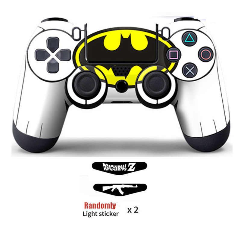 Бомба граффити винил чехол Стикеры для PS4 беспроводной контроллер геймпад защитная пленка наклейка для Playstation 4 пульта джойстик
