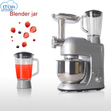 6 Speed Stainless steel Juicers Fruit Vegetable Juice Extractor Removable Machine For Home Multi-function Kitchen Assistant
