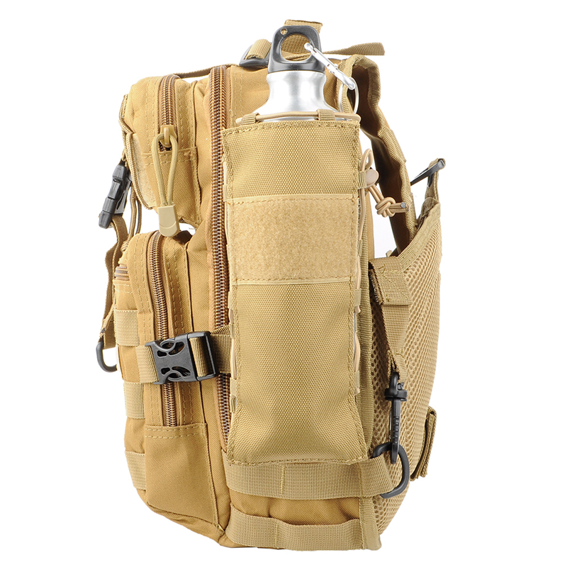 CS Force Tactical Molle 0.5L-2L Water Bottle Cover Canteen Kettle Pouch Holder