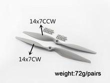 APC 14*7 Propeller APC 14*7 Reverse Propeller APC 14*7 CW CCW Propeller
