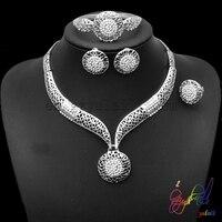 Darmowa Wysyłka Arabski złote wzory biżuterii Hurtownie fine jewelry