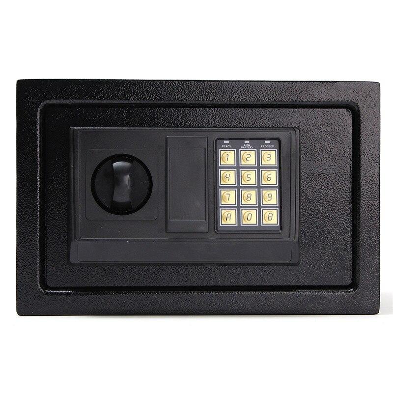 Digitale Elektronischen Safe Tastensperre Wand Sicherheits-bargeld-beutel Schmuck Hotel Schrank Safes