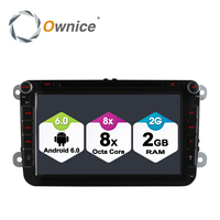 8 Ownice 2 Din Android6 0 Quad Core 2G RAM Car DVD Player For Volkswagen Passat