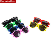 bc834f9992 2018 Fashion Brand Kids Sunglasses Child Black Sun Glasses Anti-uv Baby Sun-shading  Eyeglasses Girl Boy Sunglass