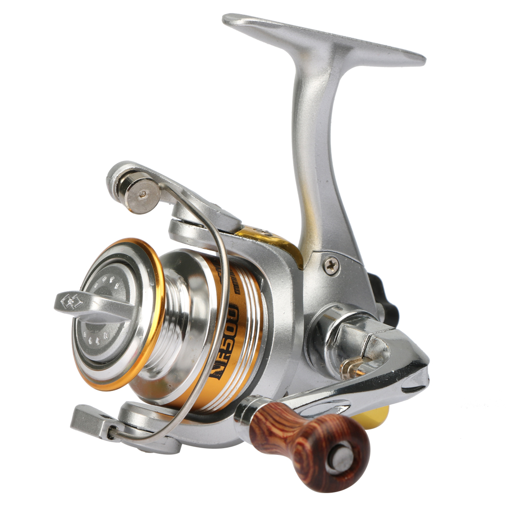 Goture small fishing reel special mini reel wheel rotation for Mini fishing reel