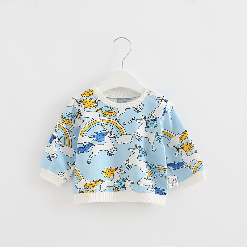 High-Quality-Cotton-Long-Sleeve-T-shirt-Baby-Boy-Clothing-Unicorn-Print-Kids-Shirt-Baby-Girls-2017-New-Spring-Summer-Clothes-2