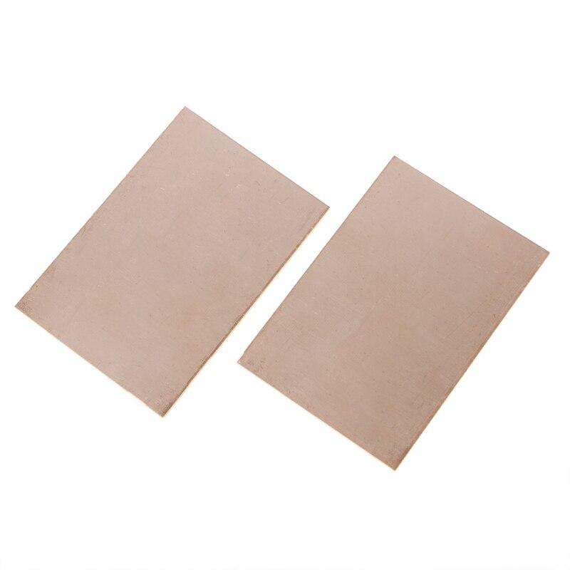 5pcs/lot FR4 PCB 7x10cm 7*10 Single Side Copper Clad Plate DIY PCB Kit Laminate Circuit Board In Stock