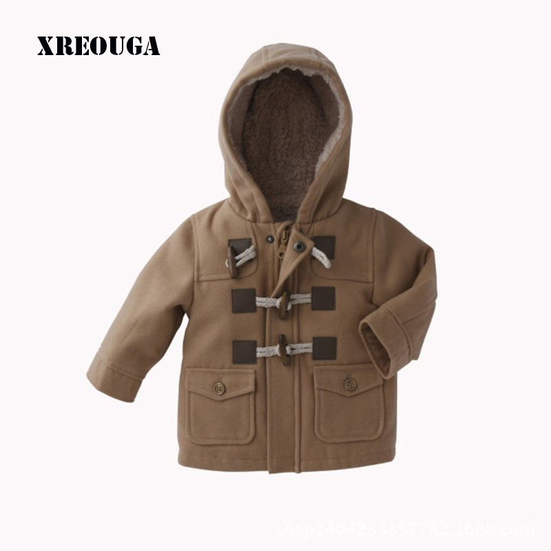 Popular Children Duffle Coat-Buy Cheap Children Duffle Coat lots ...
