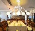 American sitting room bedroom restaurant study art individuality creative modern LED Kids Room Lamp Nordic ceiling Dome Light
