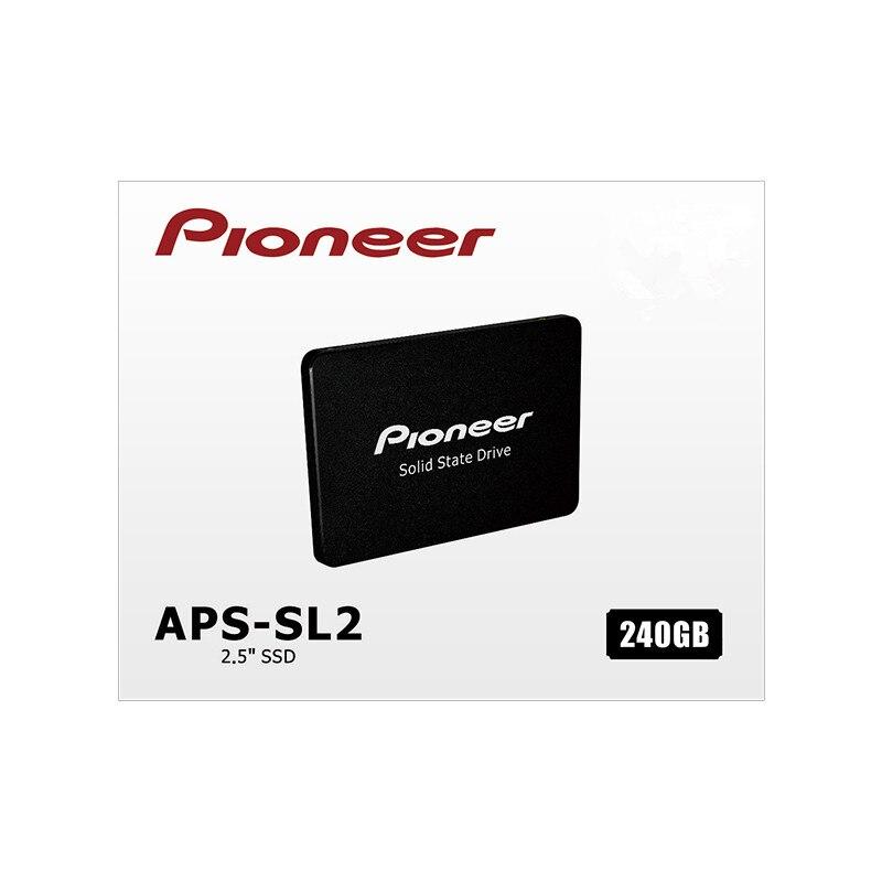 Pionnier APS-SL2 240 GO 2.5 pouces SATA III DISQUE DUR Disque Dur HD SSD Portable PC 240G Interne Solid State driveK