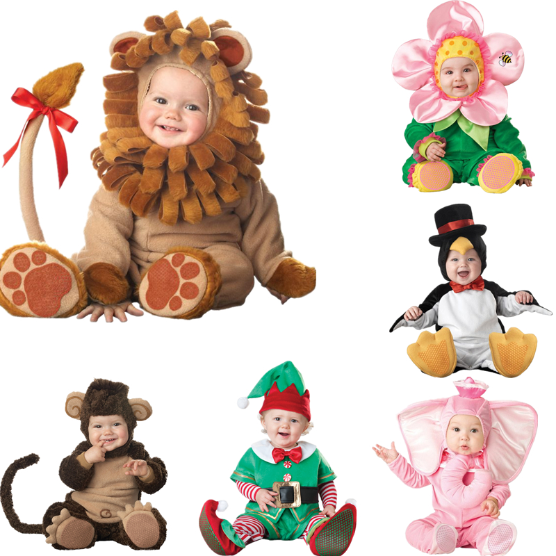 Baby Boys Girls Carnival Halloween Dinosaur Costume Romper Kids Clothes Set Toddler Cosplay Triceratops Jumpsuits Infant Clothes