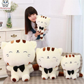 Creative children's toys big cat face doll plush toys Stuffed toy