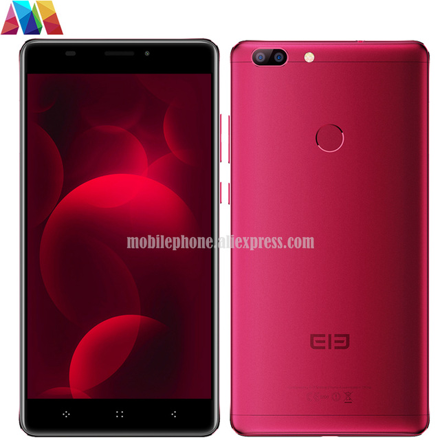 """Three Camera!Android 7.0 Smart phone 6.0 inch 6""""Elephone C1 MAX I6 I6S 4G LTE 2GB+32GB 13MP original mobile phone cell phone"""
