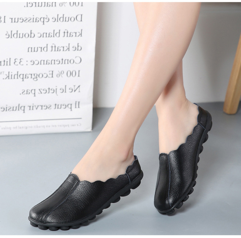 LL 982 Spring Autumn Women Loafers-17