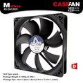 ALSEYE 120mm fan radiator cooler for computer case exhaust fan / cooling fan 3pin 12v 1600RPM quiet fan