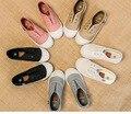 Весна и осень детская обувь носки обувь ленивый скольжению стопы случайный ребенок холст обувь