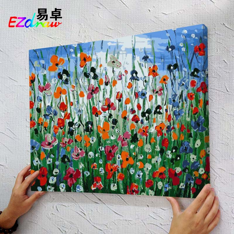 Buy 2016 New Colorful Diy Digital Oil