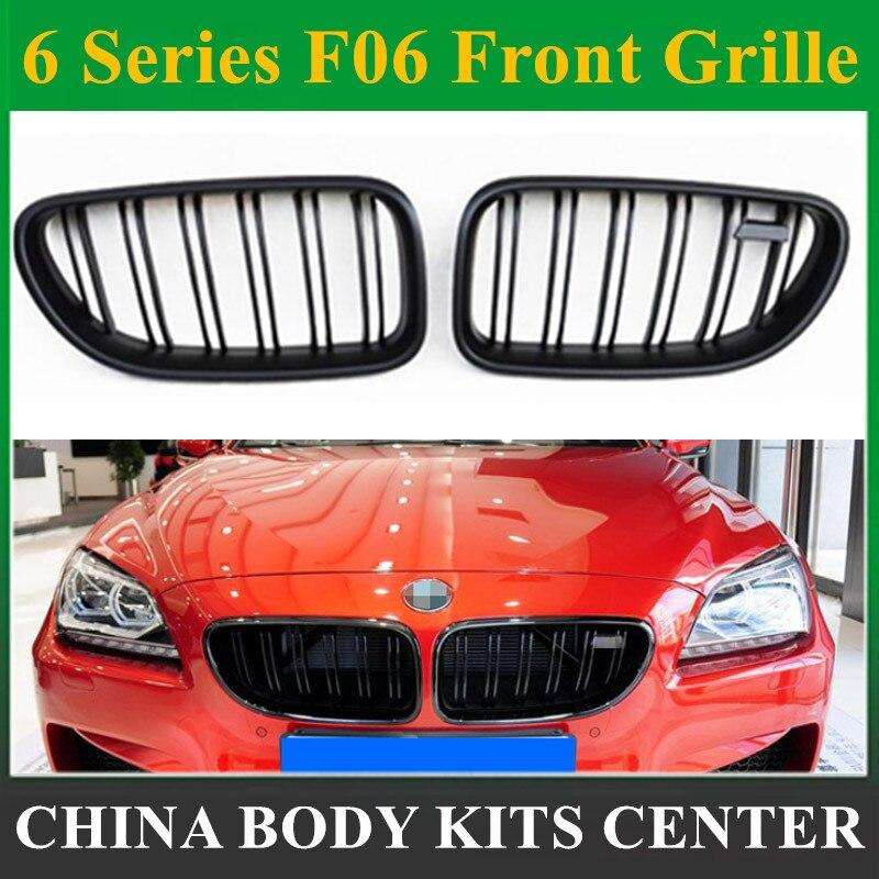 Bmw 6501 Price: 6 Series F06 Gran Coupe M Style Dual Slat Front Bumper
