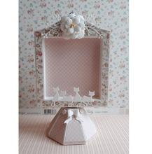 תמונה מסגרת מתכת חיתוך מת עבור תמונה ותמונה שבלונות עבור DIY רעיונות הבלטות נייר כרטיס למות חיתוך
