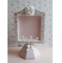 Picture Frame Metal Cutting Dies For photo and Picture Stencils For DIY Scrapbooking Embossing Paper Card Die Cutting