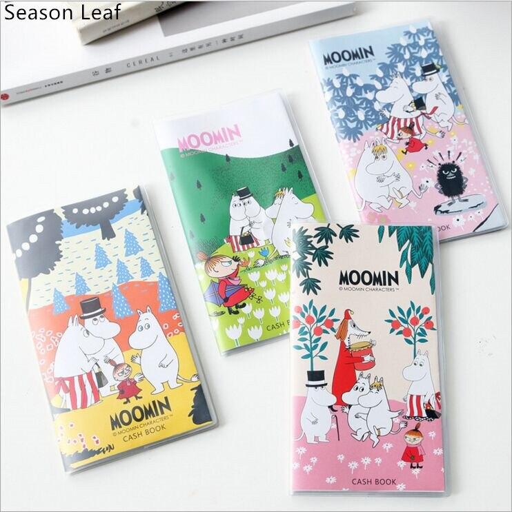 Portable Notebook Pocket List Cartoon Notepad Cute Owl Diary Shopping Journal #4